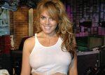 Sandra Looking Great On Howard Stern Show